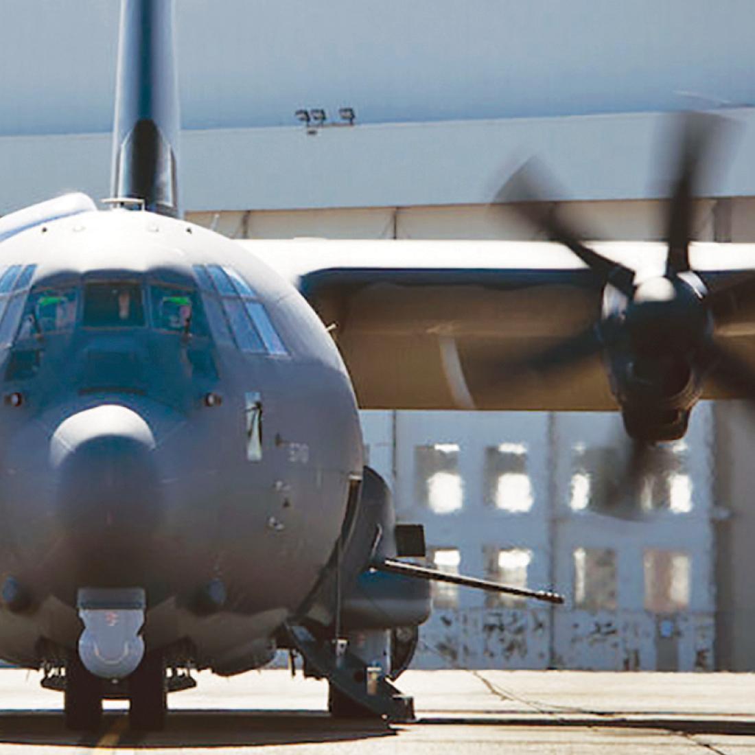 SFCS AC-130